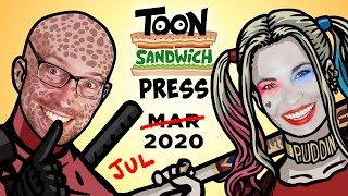 Sandwich Press - July 2020