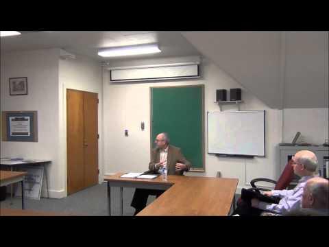 "Brownbag: ""Washburn Program in Georgia"" - Bill Rich (4-8-2014)"