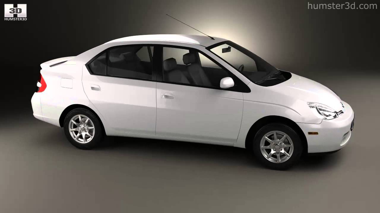 Toyota Prius 2000 By Model Humster