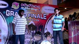 Hiphoptamizha first stage show