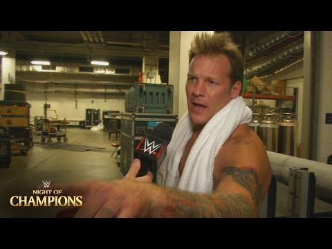 Chris Jericho gets confronted after controversy: WWE.com Exclusive, Sept. 20, 2015