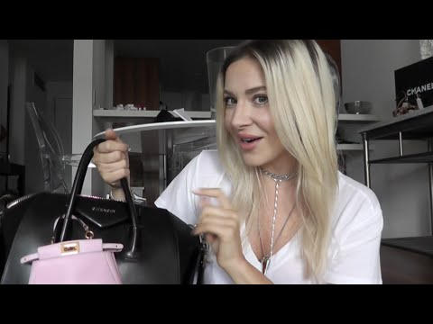 WHAT'S IN MY BAG? - BOSS SWAG EDITION