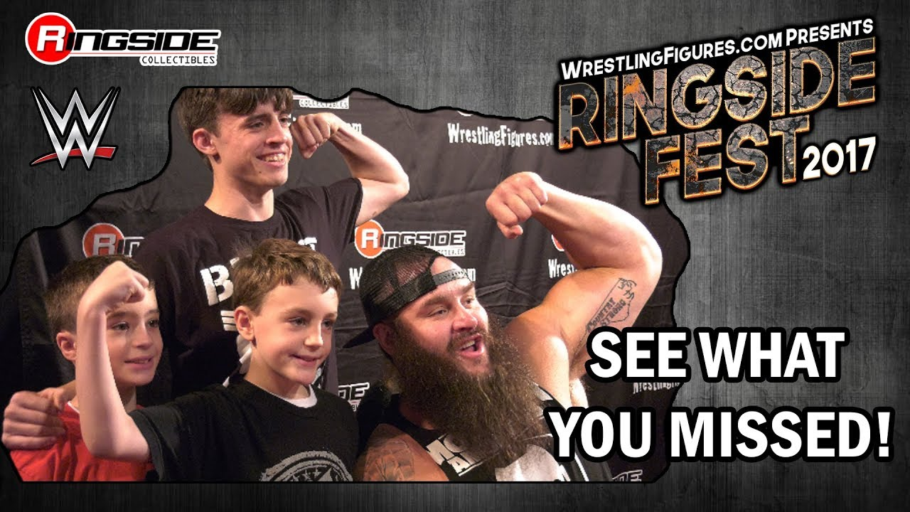 Ringside fest 2017 fans meet wwe superstars youtube ringside fest 2017 fans meet wwe superstars m4hsunfo