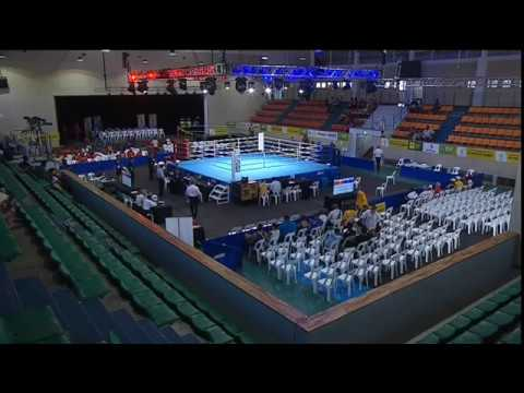 Pacific Games 2015  D15 BOXING 1