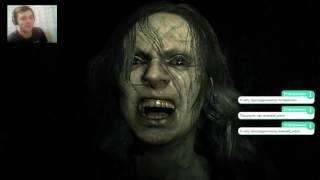 Стрим Resident Evil 7 часть1