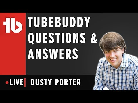 🔴 Questions & Answers - Hosted by Dusty Porter