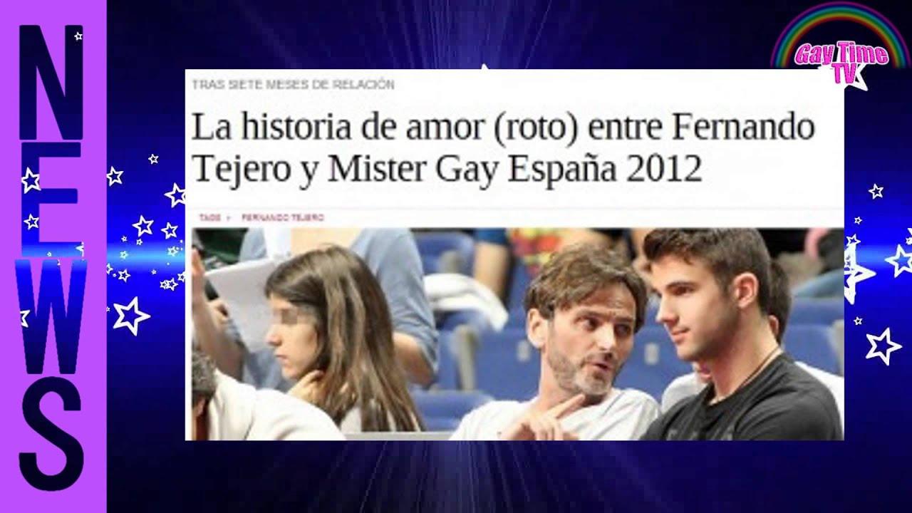 Fernando Tejero Y Novio