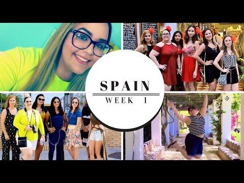 Spain Week 1: Plaza de Espana, Museum, Live Flamenco Show (Part 2)