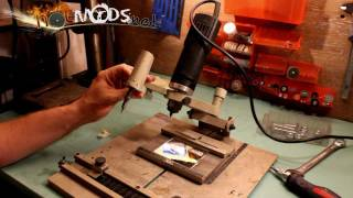 Repeat youtube video Hotmods.net - Casemodding tools: The Pantograph