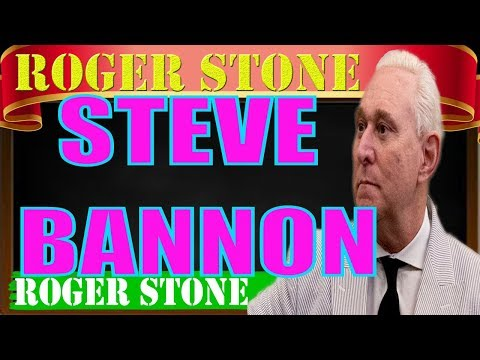 Roger Stone Sermons 2017|Trump Administration,Steve Bannon,Jared Kushner|Beholding The Glory Of God