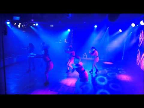 Silja Serenade Midnight show by Dance Factory, Hel - Sto, 19.12.15