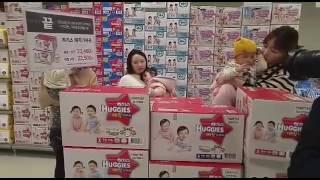 이마트 하기스기저귀 최저가 판매