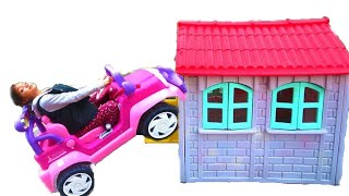 Masal Kids made a car colors Garage