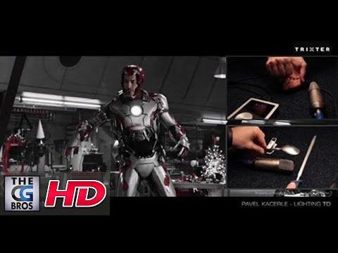 """CGI & VFX Showreels: """"Iron Man3 Sound Design & SFXl"""" - by Jaroslav Beck"""