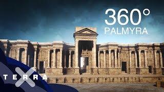 Virtuelle Reise ins antike  Palmyra | 360 Grad