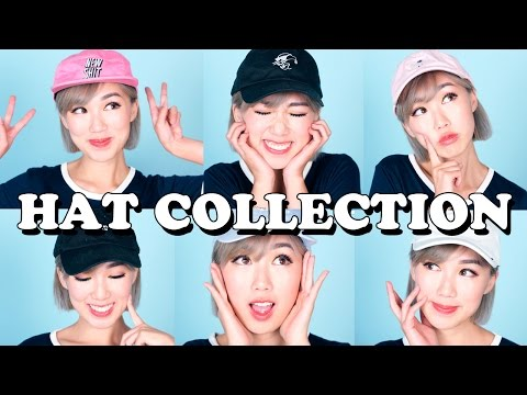 My Hat Collection Lookbook