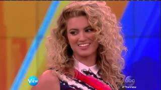 Tori Kelly - Should've Been Us (Live on The View)