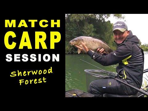 MATCH CARP Session On Pellet Waggler & Pole Tactics - Match Fishing July 2020