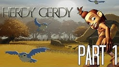 Herdy Gerdy (PS2) Walkthrough: Part 1