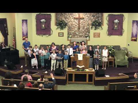 Immanuel Baptist Church Youth Choir: That's Just What He Is