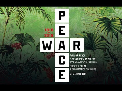 WAR OR PEACE: OPENING CEREMONY