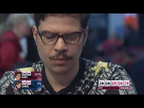 European Poker Tour 12 Dublin 2016 - High Roller | PokerStars
