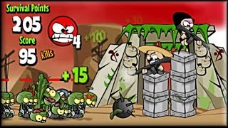 Zombies Can't Jump - Survival