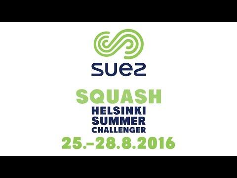 Suez Helsinki Summer Challenger & Junior Open 2016 final day