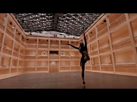 Hozier - Work Song jazz choreography dance Anna Julia Dębowska - Dji ronin Blackmagic 4k