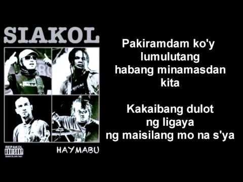 Siakol - Bunga (Haymabu Album) Lyrics