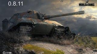 World Of Tanks test 0.8.11