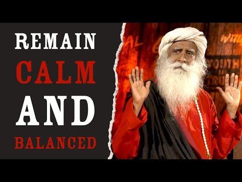 Sadhguru - Increase Your Life Energy | Spiritual Guru