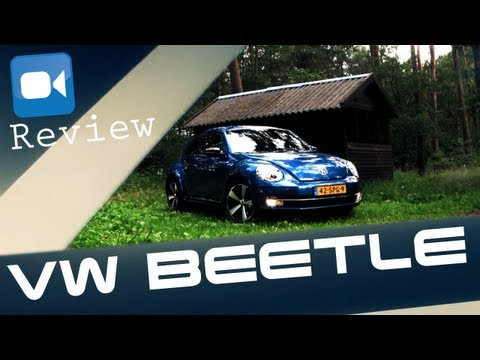 Volkswagen Beetle Sport 2.0 TSI Review (English Subtitles)