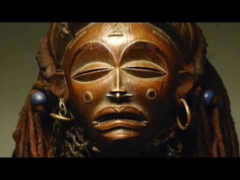 South African Culture - African Masks Throughout Africa - Zulu People - Corey Barksdale
