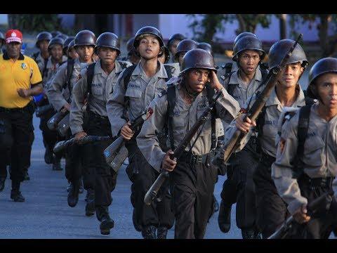 Derap Langkah - Versi Lagu Pendidikan Polisi