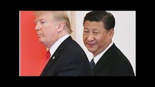 "News China's media says Trump's trade war is a ""symptom of paranoid delusions"""