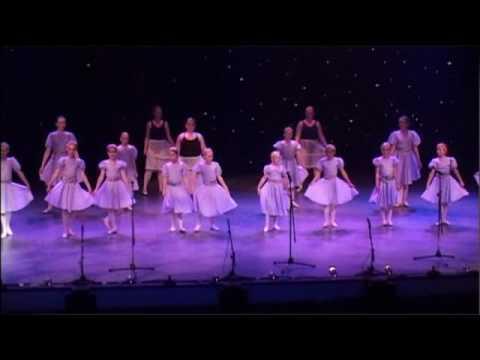 Adele Meads School of Dance   Caste on a cloud les Miserables  Eliza Harrison Dine