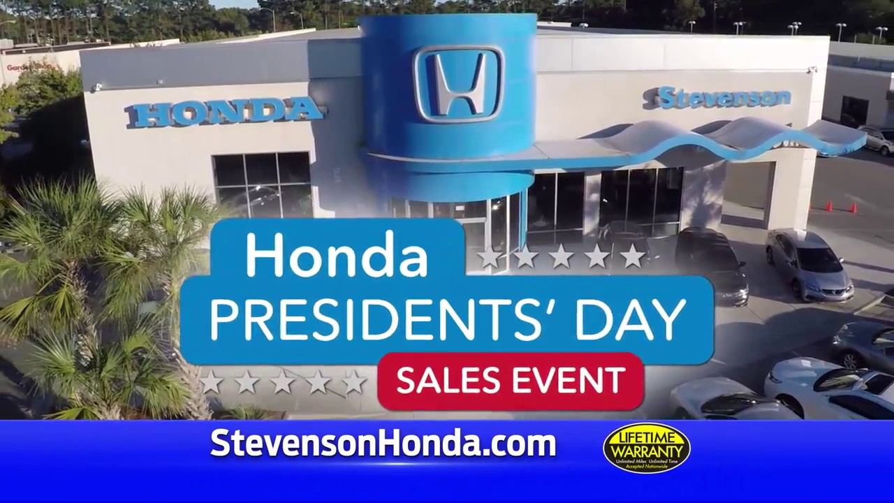 Stevenson Honda Of Wilmington