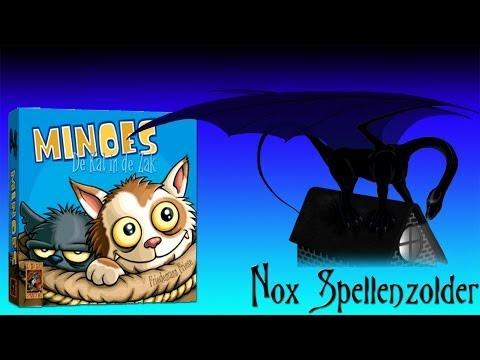 Minoes  Kat in de Zak NL