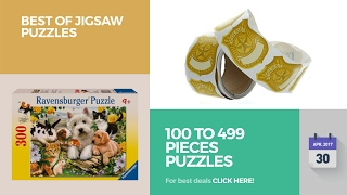 100 To 499 Pieces Puzzles Best Of Jigsaw Puzzles