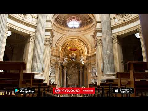 Basilica Di Superga – Visita – Torino – Audioguida – MyWoWo Travel App