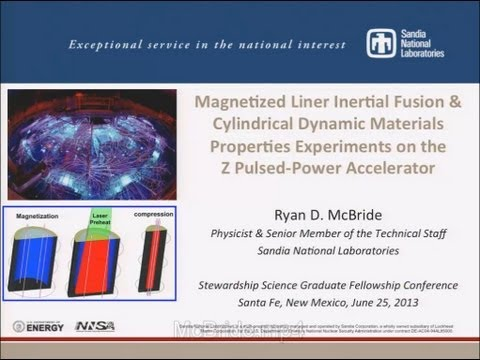 DOE NNSA SSGF 2013: Magnetized LIF and Cylindrical Dynamic Materials Properties Experiments on Z