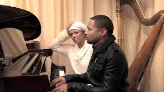 Holiday LOVE - Behind the Scenes / Kim Fields & Smokie Norful Part 1