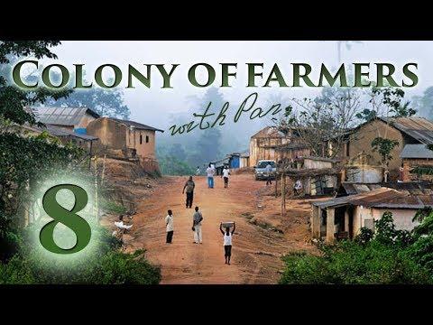 Colony of farmers with Pan #8 – Подземная пристань