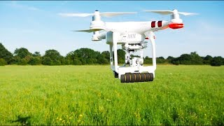 Best Drone For Photography - DJI Phantom 3 Standard Drone Review