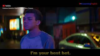 English @ the Movies: I'm Your Best Bet