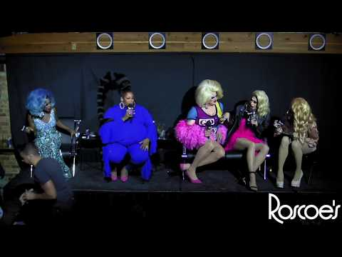 Roscoe's RPDR S11 Viewing Party with Nina West, Silky Ganache, and Honey Davenport!