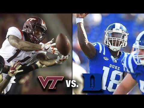 Virginia Tech vs. Duke Preview Mp3