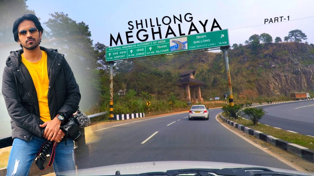 Download Guwahati To Shillong / ROAD TRIP / Travel Story Of Khasi Hills / Meghalaya / Part-1