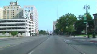 Woodward Avenue: Detroit, MI